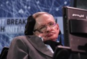 Here's Stephen Hawking's advice for obese people