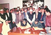 19th anniversary of CHT Peace Accord today