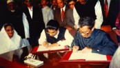 19th anniv of CHT Peace Accord Friday