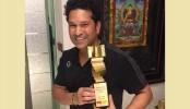 Sachin Tendulkar thankful to fans winning Crossword Book Awards
