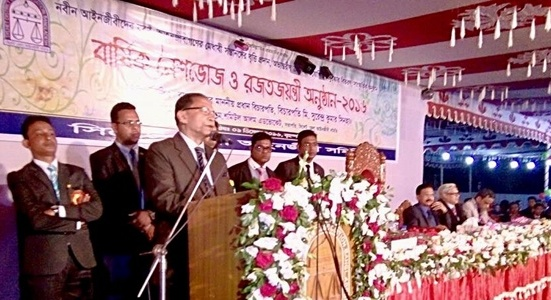 Govt to set up HC benches in Sylhet, Chittagong