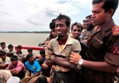 BGB sends back 4 boats of Rohingyas