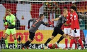 Robben scores as Bayern Munich go back to the top