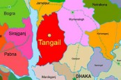 Army officer's wife killed in Tangail road accident