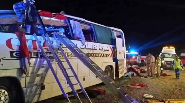 Three Bangladeshis among five killed in Dubai road crash