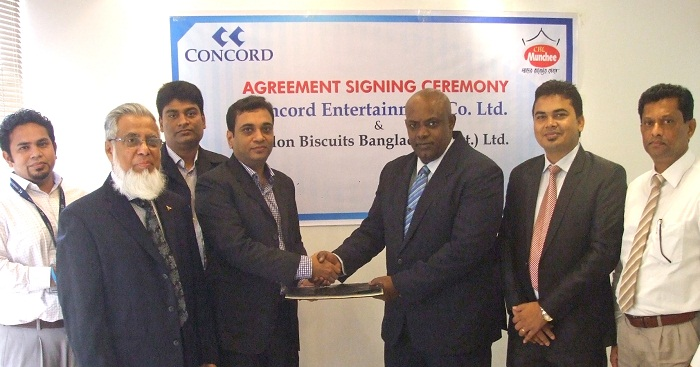 Concord-Ceylon signs Branding & Sponsorship agreement