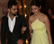 Hand-in-hand Anushka Sharma and Virat Kohli steal the limelight at Manish Malhotra's birthday bash