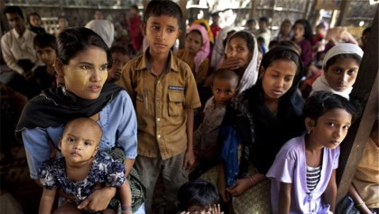 21,000 Rohingya flee to Bangladesh from Myanmar: IOM