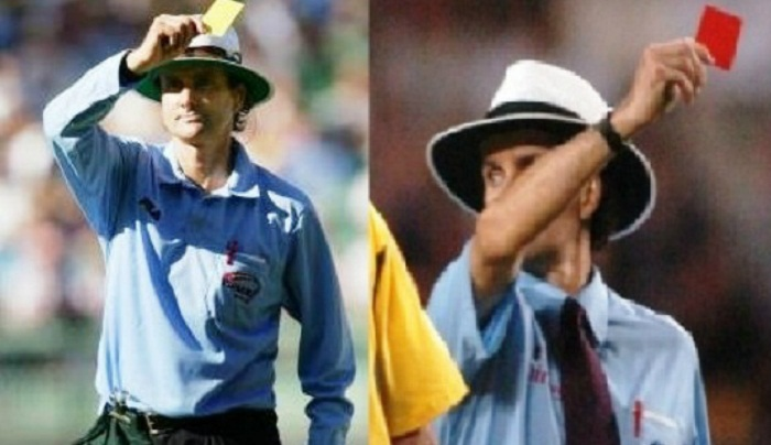 MCC recommends red cards in cricket laws | daily-sun.com
