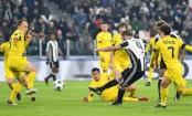 Higuain ends drought as Juve beats Dinamo 2-0 to win group