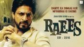 Shah Rukh Khan's Raees trailer rips the internet