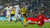 Dortmund hold Real as Porto, Sevilla make last 16