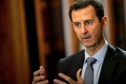 Aleppo battle: Assad says victory in city would be 'huge step'