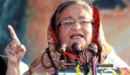 Govt won't allow Rohingya influx into Bangladesh: PM