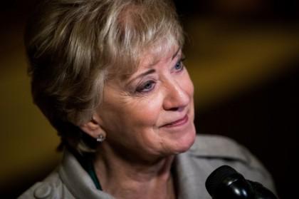 Trump taps wrestling magnate Linda McMahon to head SBA