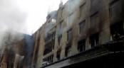 2 hurt in Gazipur knitwear factory fire