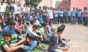 JU admission process postponed following students demo