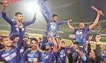 Dhaka Dynamites clinches BPL-2016 title