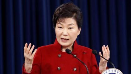 South Korea president Park impeached over corruption scandal