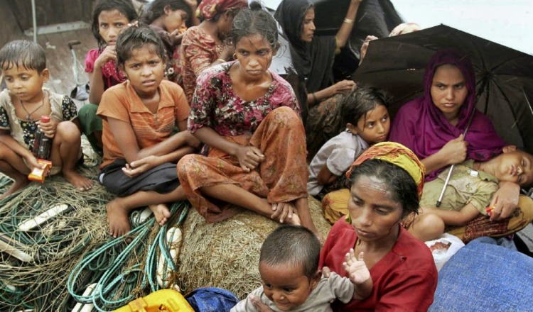 BGB turn away at least 260 refugees fleeing Myanmar army crackdown
