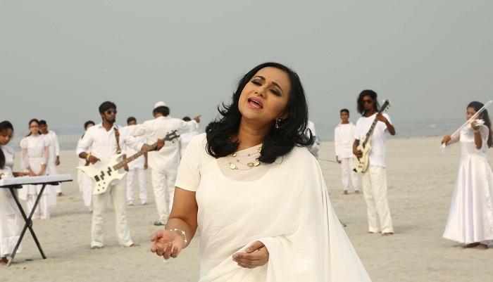 Shusmita Anis sings new patriotic song for Victory Day