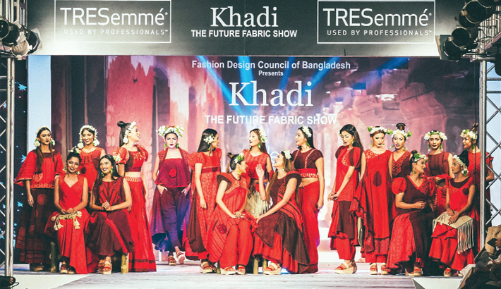 Tresemme Khadi Festival Held 2016 12 12