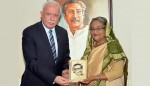 Bangabandhu's unfinished memories now in Arabic