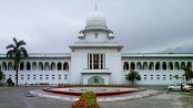 2 secretaries of law ministry appear before SC