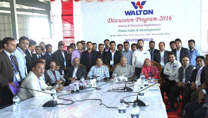Walton's strategic plan set to grab major share of Home and Electrical Appliance market in 2017
