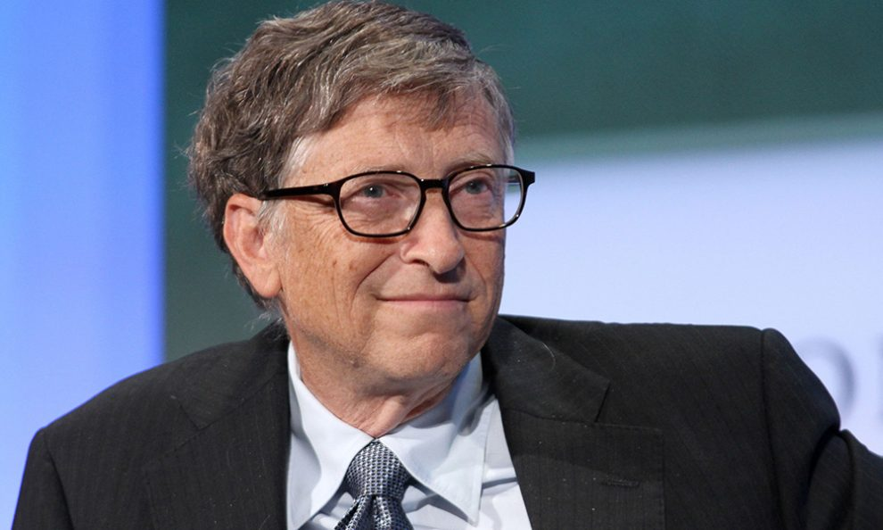 Bill Gates and other mega investors launch $1B clean energy fund
