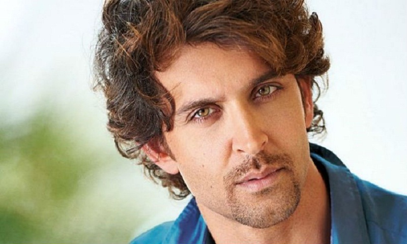 Hrithik Ranked Third Most Handsome Man In The World 2016
