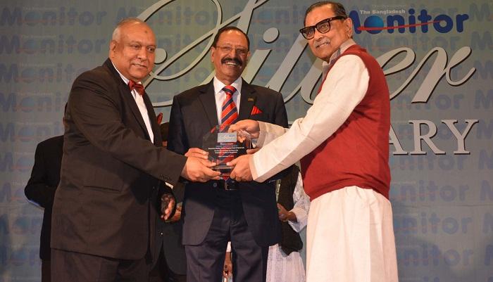 Dhaka Regency ED awarded lifetime achievement