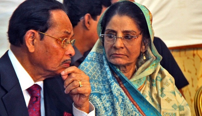 President holds talk with Jatiya Party on Election Commission formation tomorrow