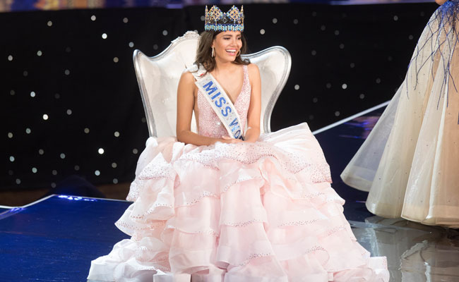 Miss World: Puerto Rico's Stephanie Del Valle wins 2016 crown