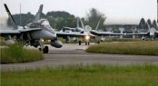 One killed as Malaysia air force plane crashes at air base