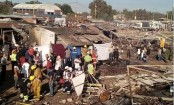 26 people killed in Mexico fireworks market blast
