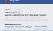 Facebook provides nine Bangladesh users' info as per govt request