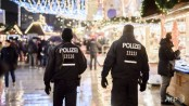 German police arrest two men over alleged plot to attack shopping centre