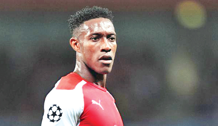 Welbeck returns to Arsenal training