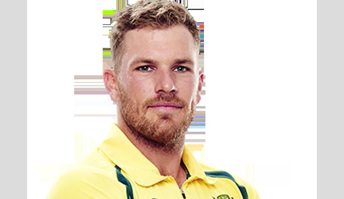 Finch earns 5000 T20 runs