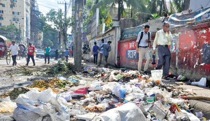Steps taken for clean, green port city