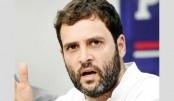 Note ban is economic robbery: Rahul attacks Modi