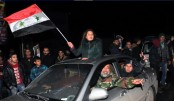 Syrian army takes control of Aleppo in major boost for Assad