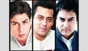 Salman, SRK on top of Forbes' celeb rich list, Aamir comes 14th