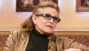 'Star Wars' actress Carrie Fisher suffers heart attack on a plane