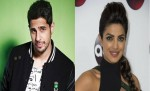 Priyanka, Sidharth Malhotra shoot for cola brand ad