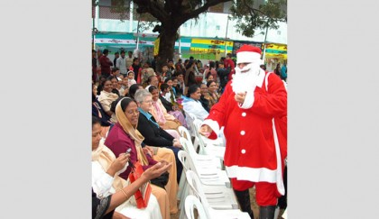 Tight security in Ctg ahead of Christmas