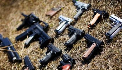 Arms smuggling still rampant