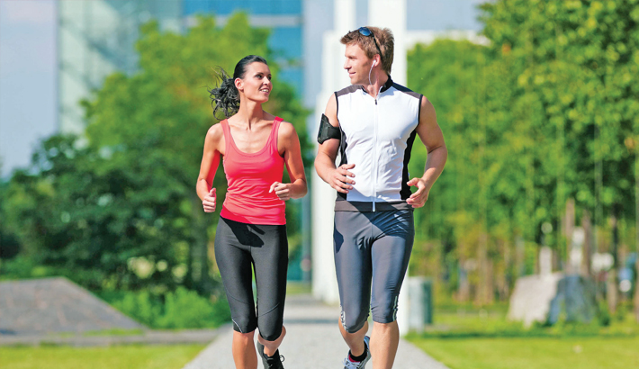 10 Ways to Exercise without Trying