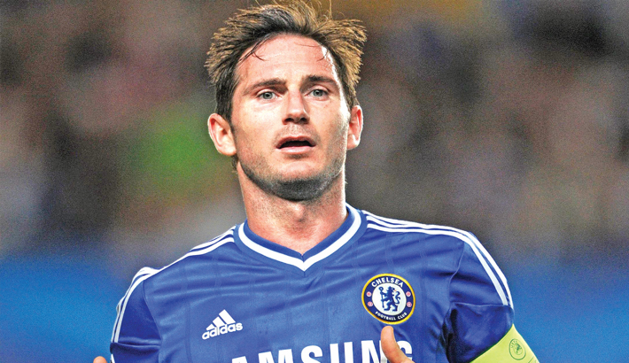 Lampard open to Chelsea return as player